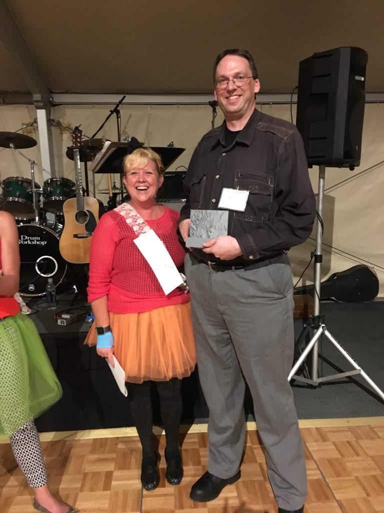 Jonathan Flint wins 2016's Transit Professional of the Year!